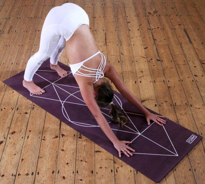 Starting yoga: buy a goodmat