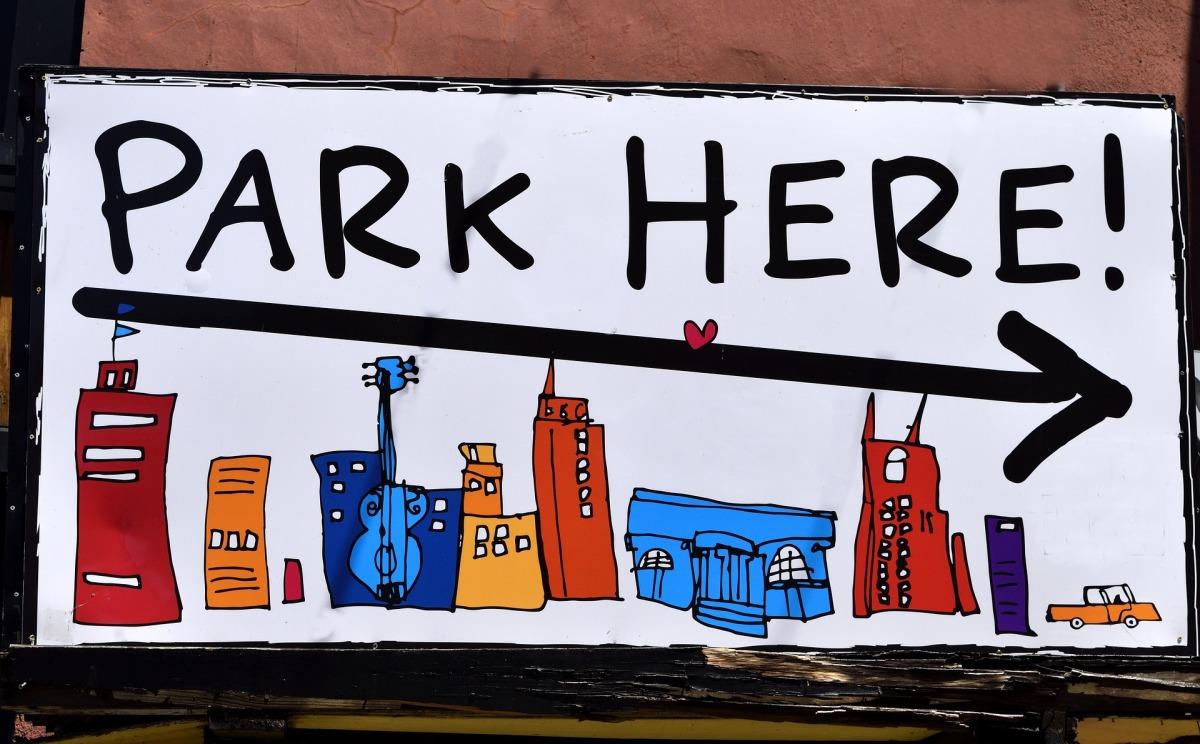 Parking in Edinburgh…The little wins inlife.