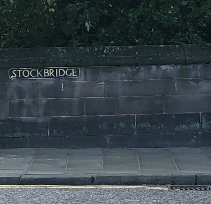 My 5 favourite things about Stockbridge in Edinburgh
