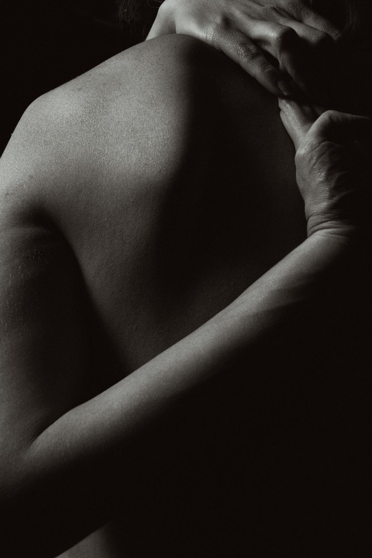 Shoulders back…Shoulders down